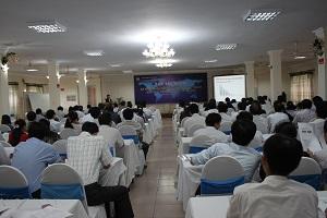 Thông báo mời tham dự Lớp tập huấn